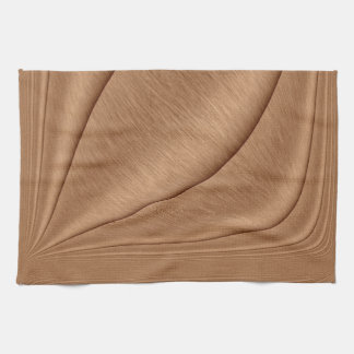 Copper Contour Kitchen Towel