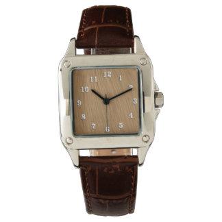 Copper Contour Watch