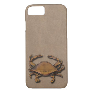Copper Crab Sand Case-Mate iPhone Case