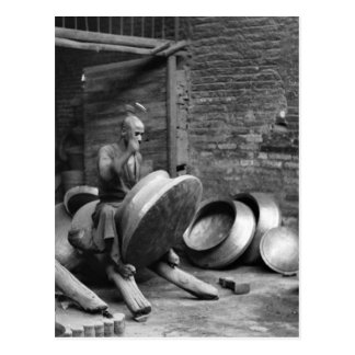 Copper Craft, Iraq, 1930s Postcard