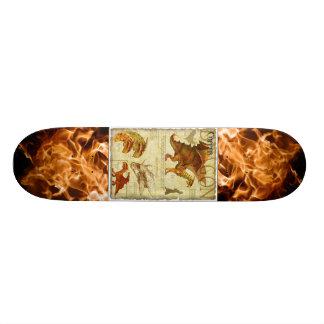 Copper Dragon Board Skate Board Decks