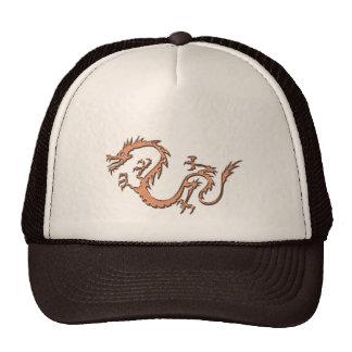 COPPER DRAGON MESH HATS