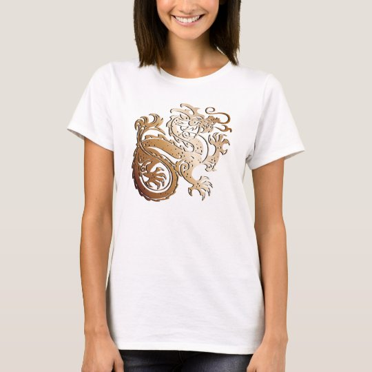 Copper Dragon - T-Shirt 2