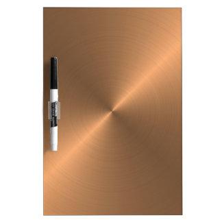 Copper Dry Erase Board