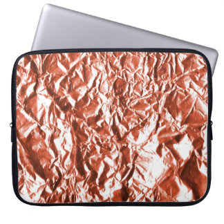 Copper Foil Laptop Sleeve