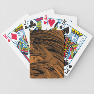 Copper Glory Bicycle Playing Cards