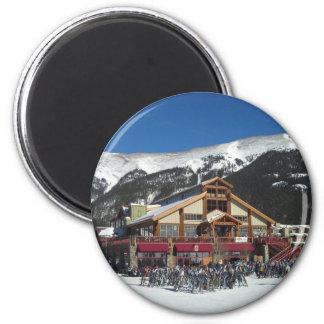 Copper Lodge Magnet