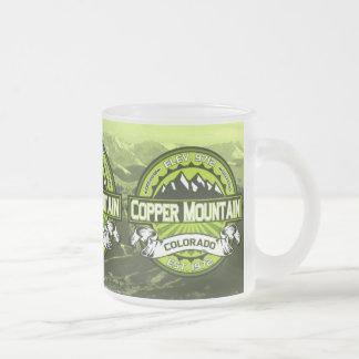 Copper Mountain Color Logo Scenery Mug