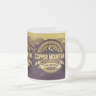 Copper Mountain Sepia Mug