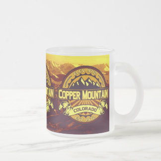 Copper Mountain Vibrant Scenic Mug