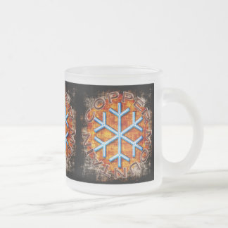 Copper Mountain Wood Mug