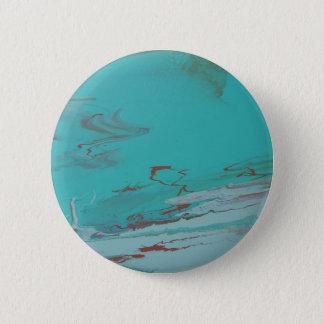 Copper Pond 2 Inch Round Button