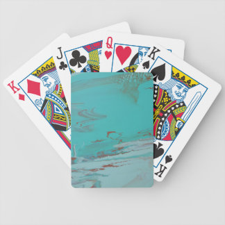 Copper Pond Bicycle Playing Cards