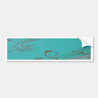 Copper Pond Bumper Sticker