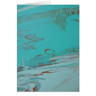 Copper Pond Card