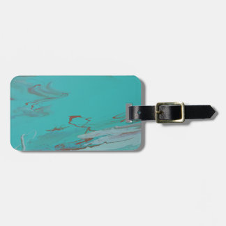 Copper Pond Luggage Tag