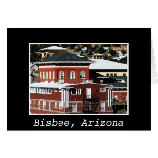 Copper Queen Hotel Bisbee AZ Photo Card