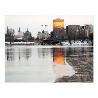 Copper Reflections, Ottawa, Ontario Postcard