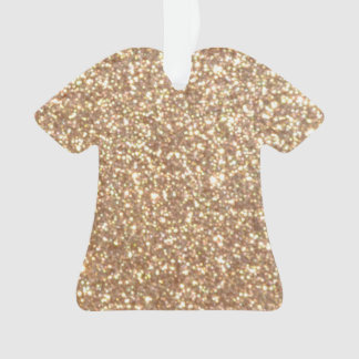Copper Rose Gold Metallic Glitter