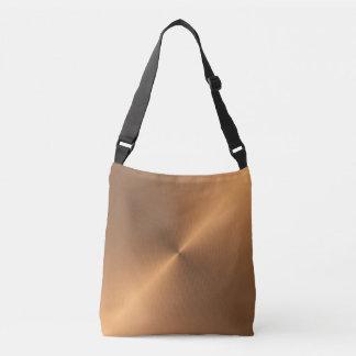 Copper Shine Crossbody Bag