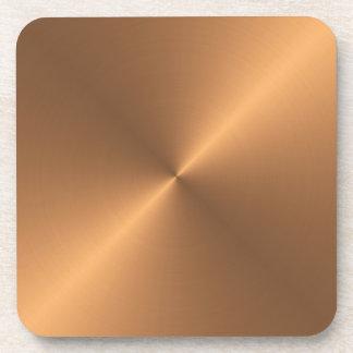 Copper Shine Drink Coasters