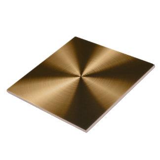 Copper Shiny Metallic Design Stainless Steel Look Tiles