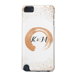 copper Spray Wedding Collection Gifts iPod Touch (5th Generation) Cases