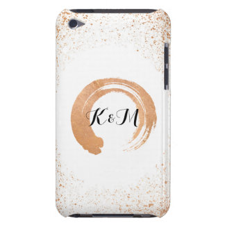 copper Spray Wedding Collection Gifts iPod Touch Cases