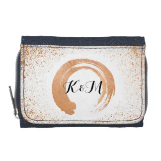 copper Spray Wedding Collection Gifts Wallet