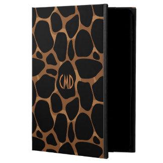 Copper Tones leopard Pattern Powis iPad Air 2 Case