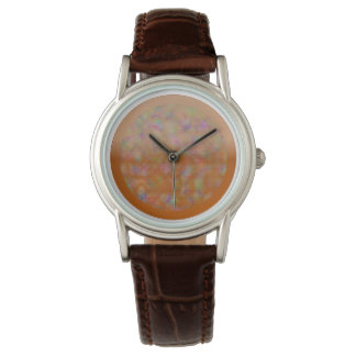 Copper Tye Dye Watch