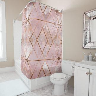 Copper X Shower Curtain