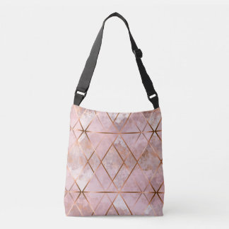 Copper X Tote Bag