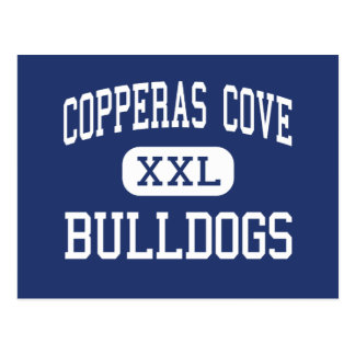 Copperas Cove - Bulldogs - Junior - Copperas Cove Postcard