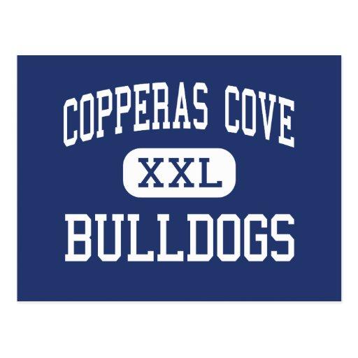 Copperas Cove - Bulldogs - Junior - Copperas Cove Postcards
