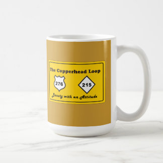Copperhead Loop Mug