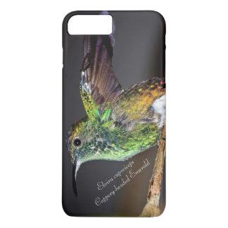 Coppery-headed Emerald iPhone 8 Plus/7 Plus Case