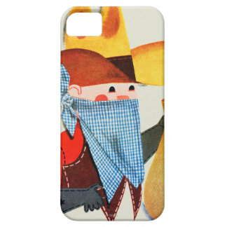 Cops and Robbers Case For The iPhone 5