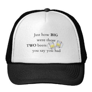 Cops Joke, How big.. Trucker Hat