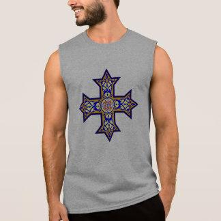Coptic Christian Cross Shirt