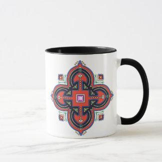 Coptic Cross Drinkware Mug