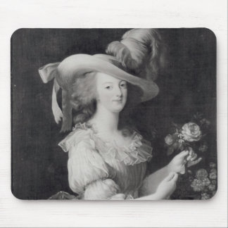 Copy of a Portrait of Marie-Antoinette Mouse Pad