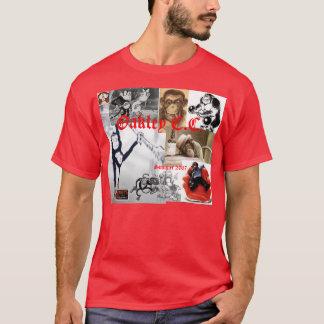 Copy of db-monkey, rbrian, 4545, vl001043, drun... T-Shirt