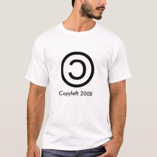 Copyleft 2008 T-Shirt