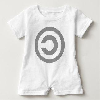Copyleft Baby Romper