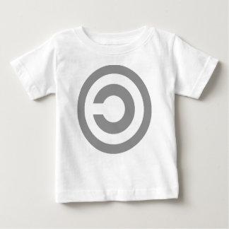 Copyleft Baby T-Shirt