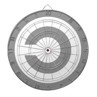 Copyleft Dartboard