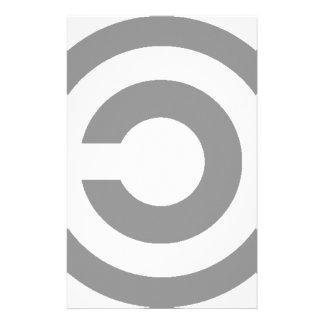Copyleft Stationery