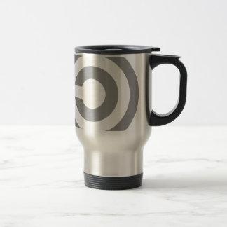 Copyleft Travel Mug