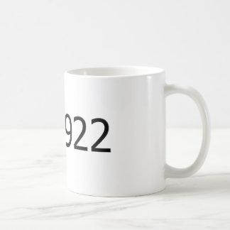 Copyright 1922 mugs